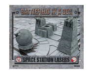 Gale Force Nine: Battlefield in a Box: Space Station Lasers