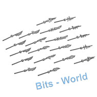 WARHAMMER BITS: ORCS & GOBLINS SAVAGE ORRUKS - SAVAGE STIKKAS X20