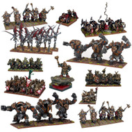 Kings of War: Abyssal Dwarfs - Mega Force