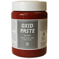 Vallejo Paints: Water & Stone - Red Oxide Paste (200ml)
