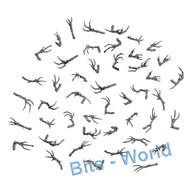 WARHAMMER BITS: WOOD ELVES DRYADS - WRACKING TALONS (24 PAIRS)