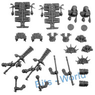 WARHAMMER BITS: SERAPHON SAURUS GUARD - ACCESSORIES