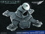Dropzone Commander: Aegis Orbital Defence Laser Scenery Pack