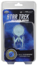 Star Trek Attack Wing: Federation - U.S.S. Enterprise (re-fit) Expansion Pack