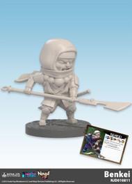 Soda Pop Miniatures: Ninja All-Stars: Benkei