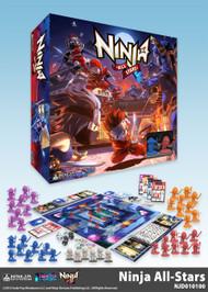 Soda Pop Miniatures: Ninja All-Stars