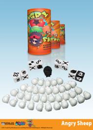 Soda Pop Miniatures: Angry Sheep