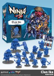 Soda Pop Miniatures: Ninja All-Stars - Clan Ika
