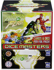 Dice Masters: DC - Green Arrow and the Flash Gravity Feed
