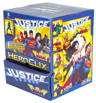 HeroClix: DC - Justice League Trinity War 24 Count Gravity Feed