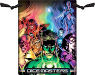 Dice Masters: DC - War of Light Dice Bag