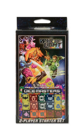Dice Masters: DC - War of Light Starter Set