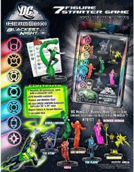 HeroClix: DC - Blackest Night Starter Game