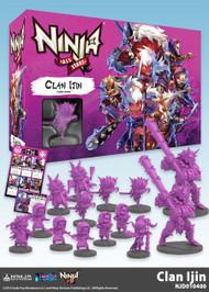 Soda Pop Miniatures: Ninja All-Stars: Clan Ijin
