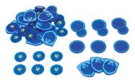 Warmachine: Accessories - Cygnar Token Set