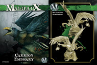 Malifaux: Resurrectionists - Carrion Emissary