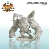 Cool Mini or Not: Arcadia Quest: Nibbles