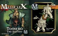 Malifaux: Resurrectionists - Toshiro the Daimyo