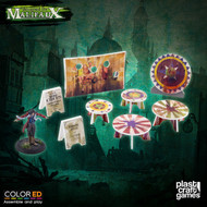 Malifaux: Accessories - Circus Prop Set