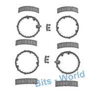WARHAMMER BITS: SKAVEN DOOMWHEEL - WHEELS