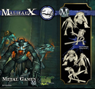 Malifaux: Arcanists -  Metal Gamin (3)