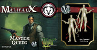 Malifaux: Guild - Master Queeg