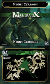 Malifaux: Resurrectionists - Night Terrors