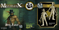 Malifaux: Outcasts - Big Jake