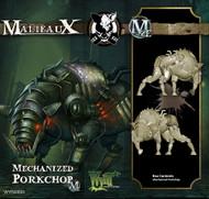 Malifaux: Gremlins - Mechanized Porkchop