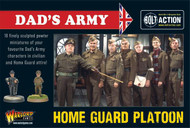 Bolt Action: Great Britain - Dad's Army Home Guard Platoon