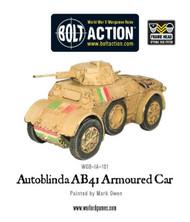 Bolt Action: Italy - Autoblinda AB41 Armoured Car