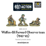 Bolt Action: Germany - Waffen SS Forward Observer Team (1943-45)