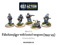 Bolt Action: Germany - Fallschirmjager with Looted Weapons (1943-45)