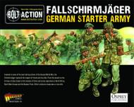 Bolt Action: Germany - Fallschirmjager Starter Army