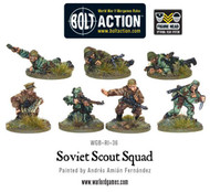 Bolt Action: Soviet Union - Army Scout Squad