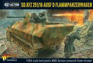Bolt Action: Germany - Sd.Kfz 251/16 Ausf D Flammenpanzerwagen