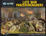 Bolt Action: Germany - Late War Panzergrenadiers