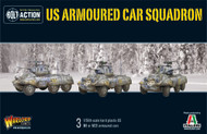 Bolt Action: USA - Armoured Car Squadron