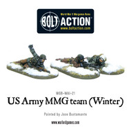 Bolt Action: USA - Army MMG Team (Winter)
