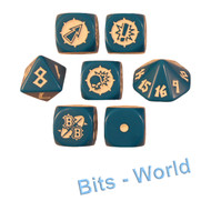 WARHAMMER BITS: BLOOD BOWL HUMAN DICE