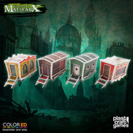 Malifaux: Accessories - Circus Wagon Set