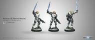 Infinity: ALEPH - Achilles v2 (Hoplite Armor) - Multi Rifle & EXP CCW