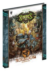 Hordes: Accessories - Forces of Hordes: Trollbloods Command (Softcover)