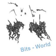 WARHAMMER BITS: VAMPIRE COUNTS MORTIS ENGINE/COVEN THRONE - SPIRIT HORSEMEN