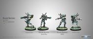 Infinity: Tohaa - Kaauri Sentinels -SMG/Sniper