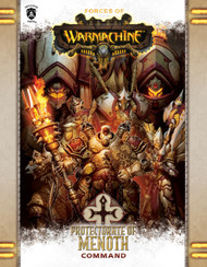 Warmachine: Accessories - Forces of Warmachine: Protectorate of Menoth Command (Softcover)