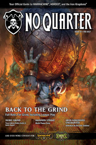 No Quarter: Issue #70