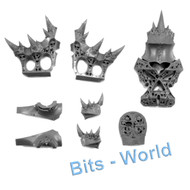 WARHAMMER/40K BITS: CHAOS DAEMONS BLOOD THRONE/SKULL CANNON - BLOOD THRONE
