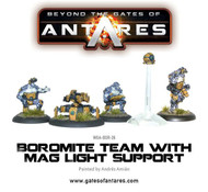 Beyond the Gates of Antares: Boromite - Team with Mag Light Support