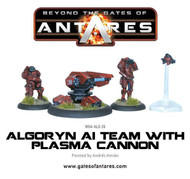 Beyond the Gates of Antares: Algoryn - AI Team with Plasma Cannon